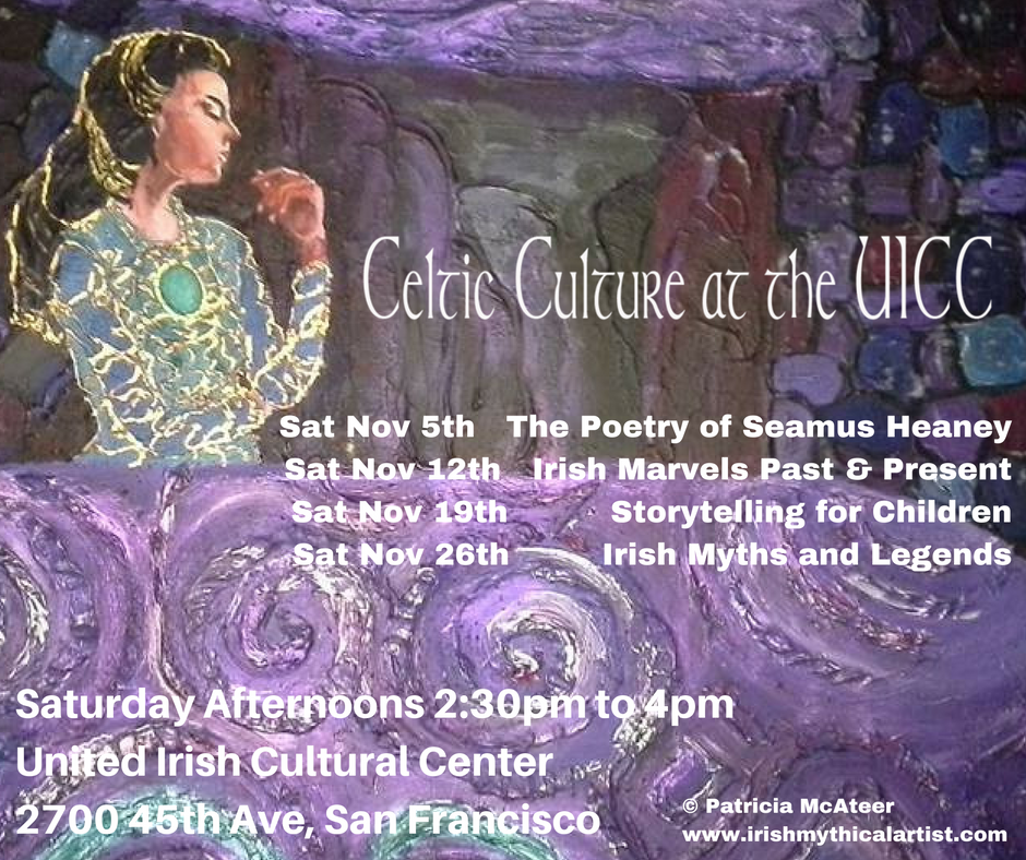 Celtic culture at the UICC