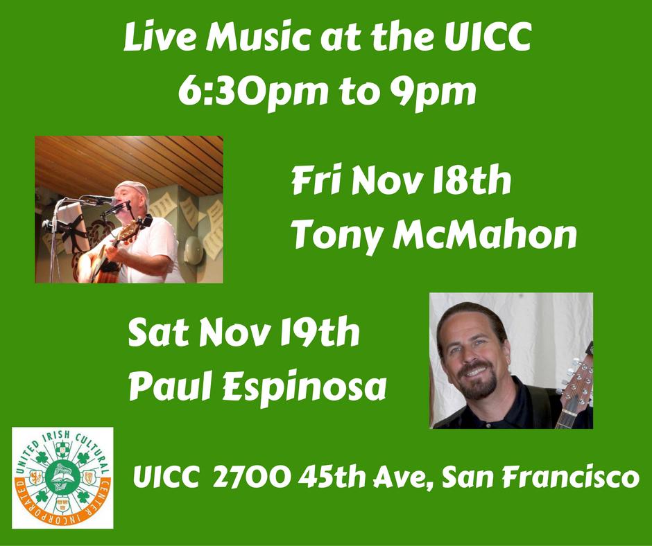 Live music UICC